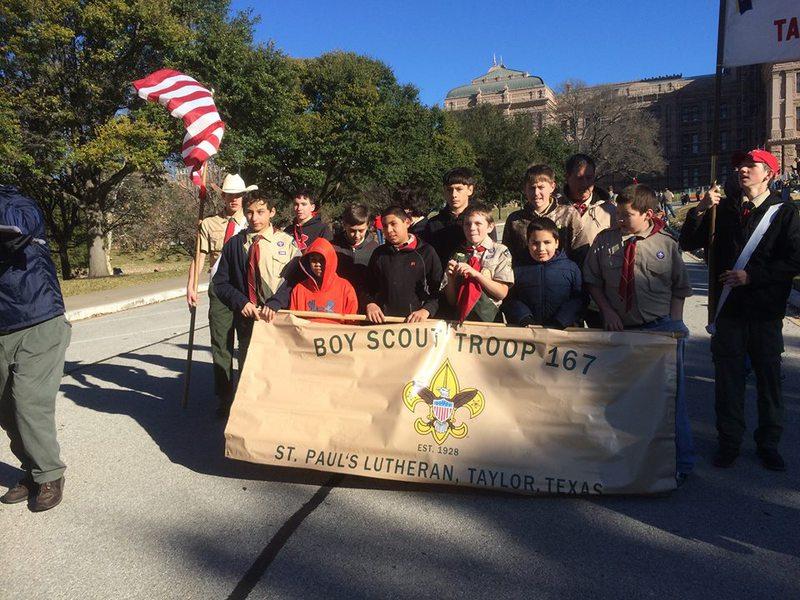 Boy Scout Service Hours Form